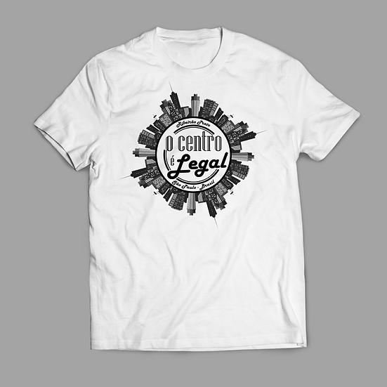 Camisetas O Centro é Legal