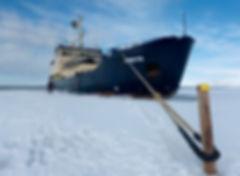 Svalbard cruise winter Spitzbergen with Freya