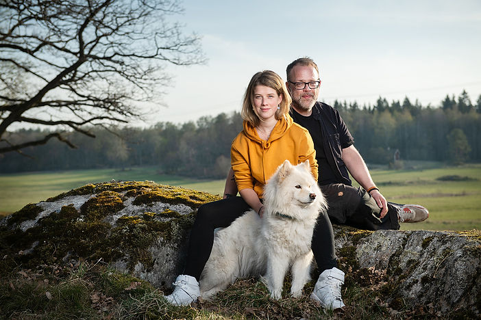 Fredrik Granath and Melissa Schäfer won the prestigious award Panda Book of the Year from The World Wildlife Fund WWF