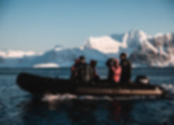 Expedition on Spitsbergen, Svalbard