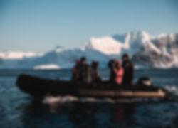 Expedition on Spitsbergen, Svalbard