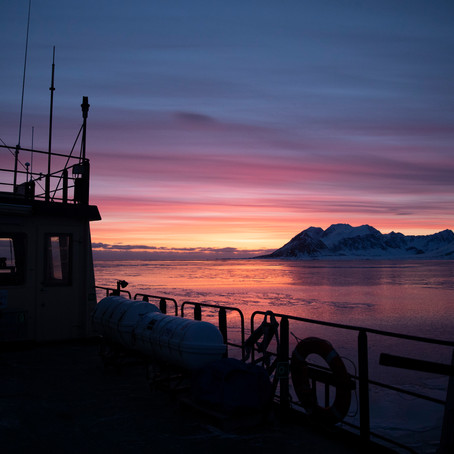 Svalbard Expedition Cruise in 2020 (sold out)