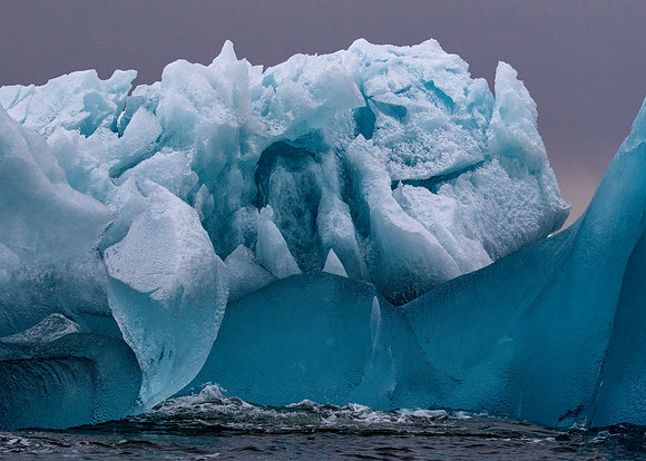 """Fine art print """"Water and Ice"""""""