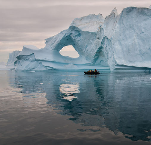 photography greenland expedition