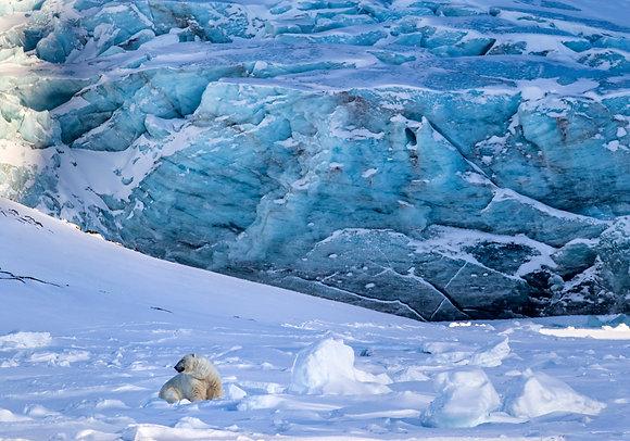 """Fine art print """"Arctic Scenery"""""""