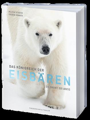 """""""Das Königreich der Eisbären"""" German book"""