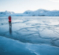Arctic winter adventure