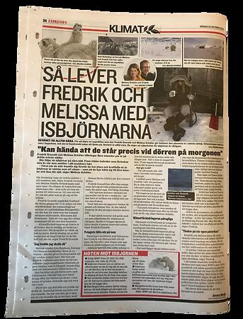 Expressen Fredrik Granath Melissa Schäfer