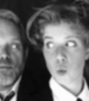 Melissa Schäfer and Fredrik Granath are The Motherbear Polar Tales Bortom isbjörnens rike