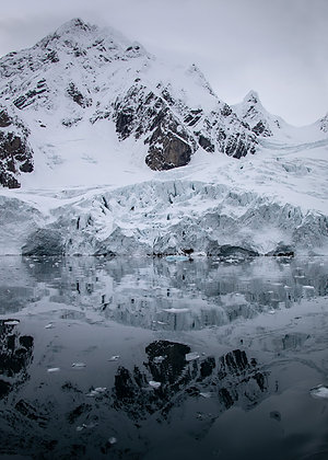 "Fine art print ""Arctic Reflections"""