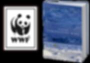 Bortom isbjörnens rike. Årets Pandabok 2020. Panda book of the year WWF