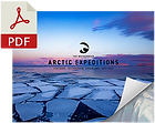 arctic cruise brochure svalbard expedition spitsbergen spitzbergen photography