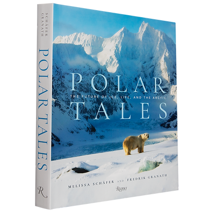 """POLAR TALES"" English book"