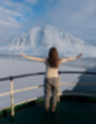 Spitzbergen adventure cruise