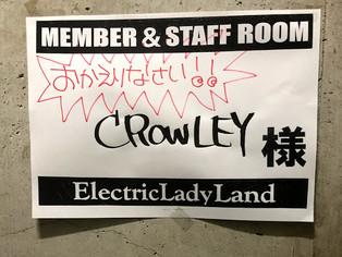 サンキューElectric Lady Land