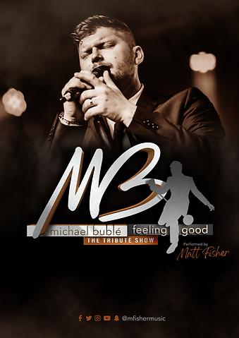 Matt Fishe Buble Poster (A3) v2 (No Over