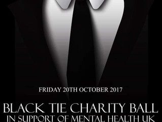 Black Tie Charity Ball Tickets on Sale Now