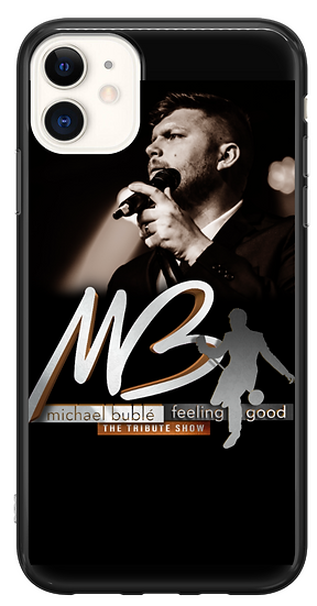 Silicon Phone Case: Feeling Good Tribute Show