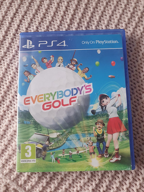 Everybodys Golf ( PS4 )