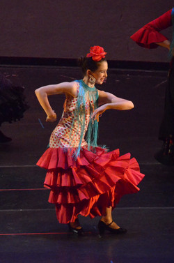 Flamenco, Spanish Dance