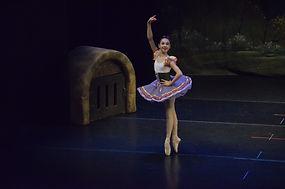 Ballet, pointe
