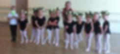 Kid's Ballet Class