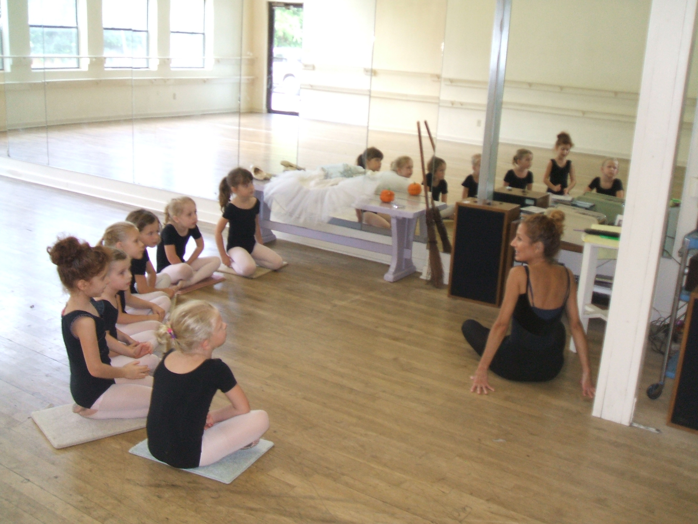 Ballet Class for children