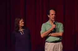 Margo and Webster Dean