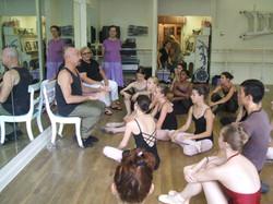Ballet Class for children