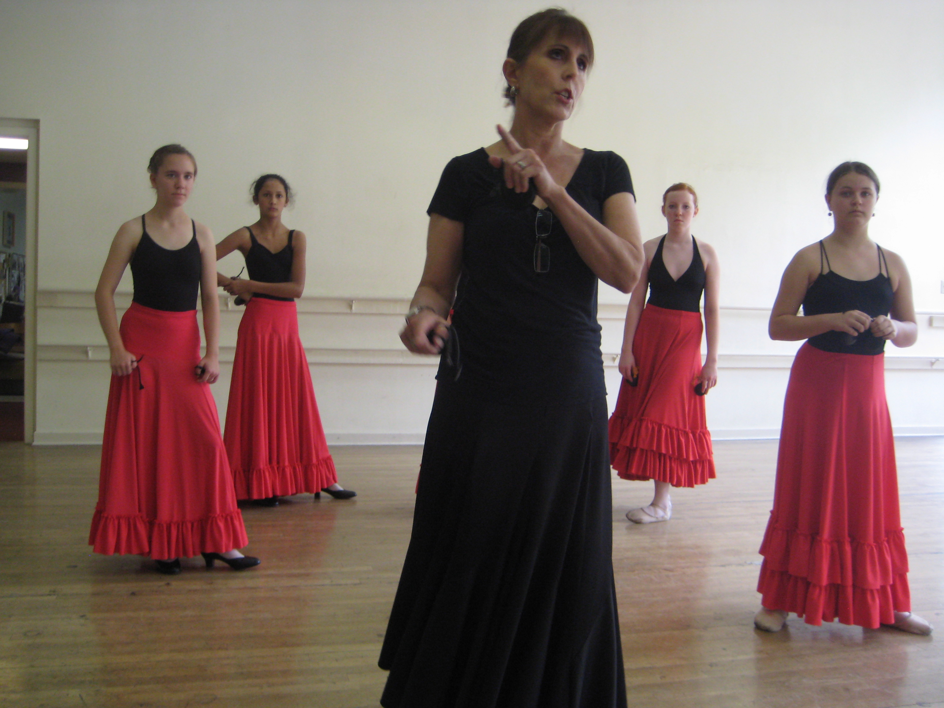 Flamenco, Spanish Dance