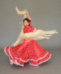 Flamenco Dance, Spanish Dance