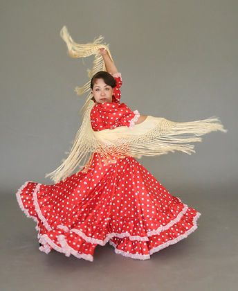 Flamenco Dance, Spanish Dance