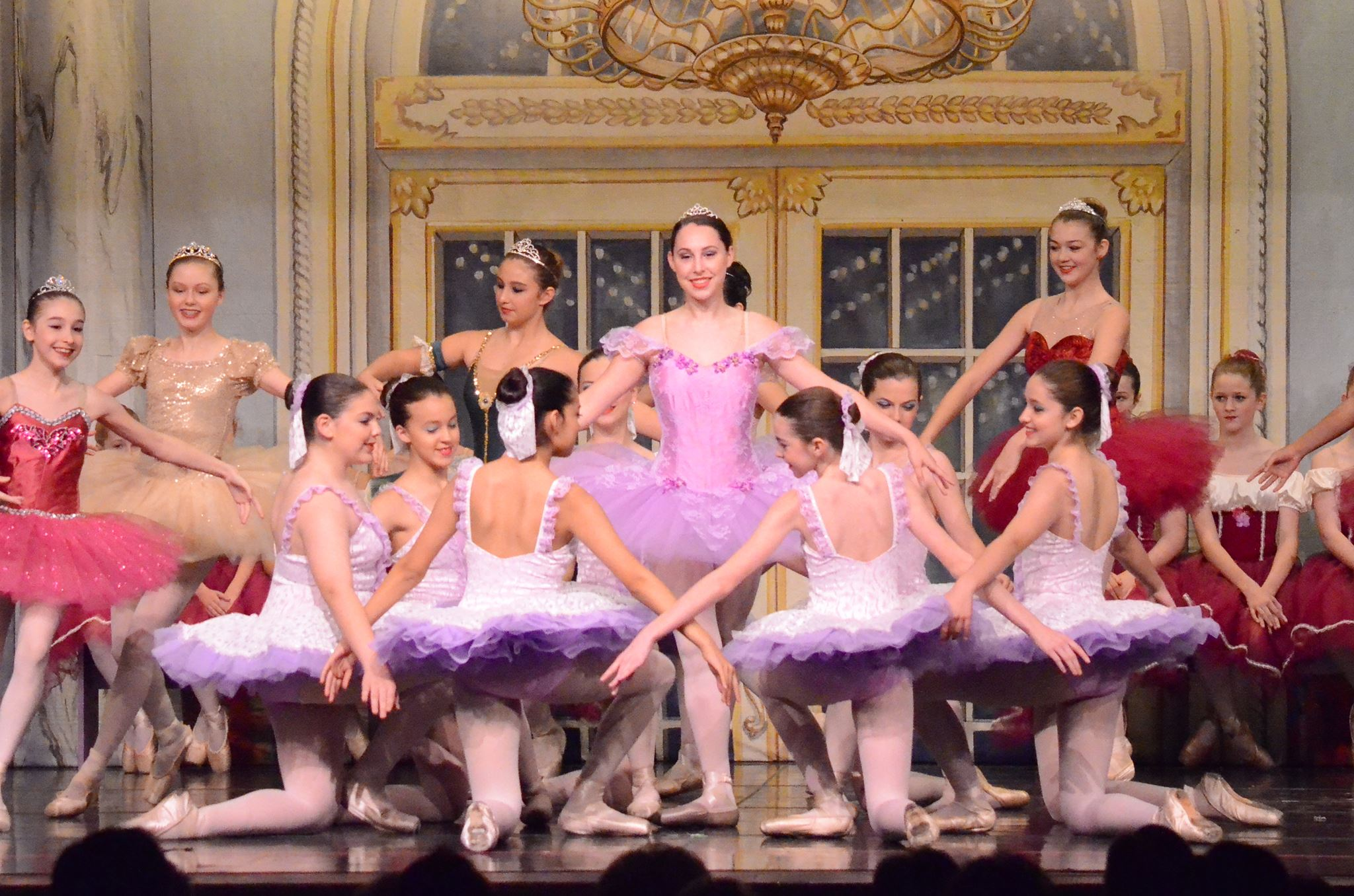 Christmas Ballet Performance