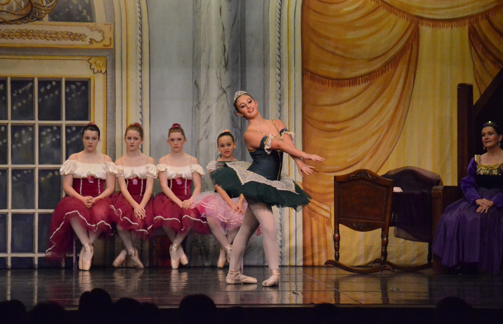 Ballet Perfor