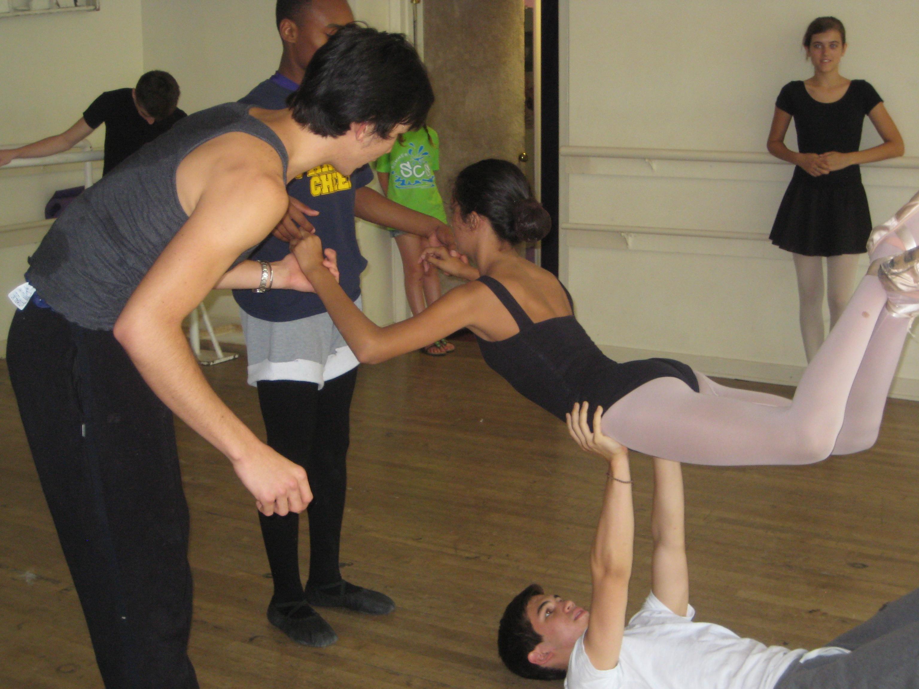 Ballet Demo