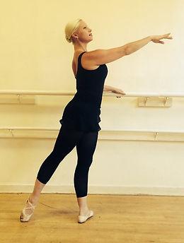 Adult ballet, Real Barre