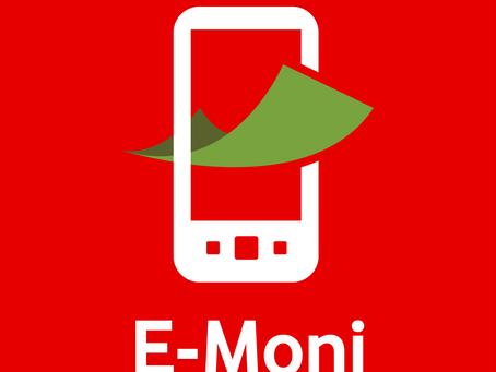 Vodafone launches E-Moni Mobile Money Transfer service