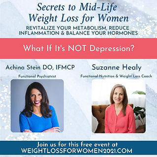 Weight Loss with Suzanne Healy