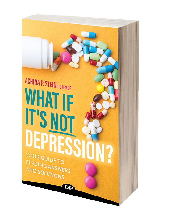 Book - What If It's Not Depression?
