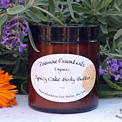 Spicy Cake Body Butter