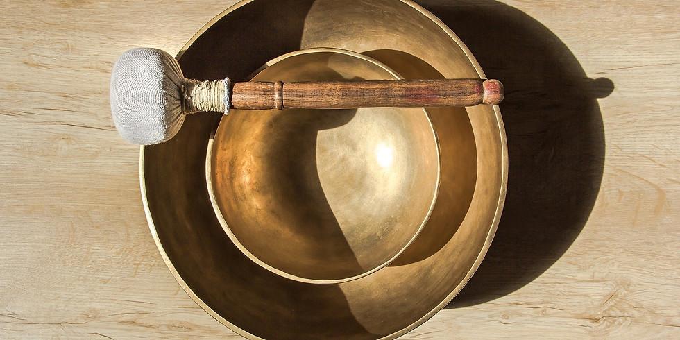 March Soundbath Meditation