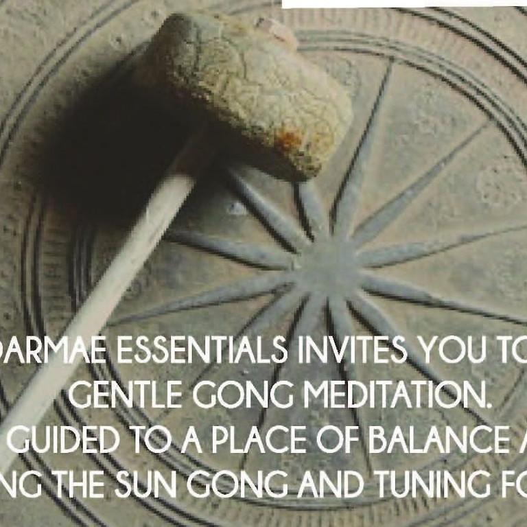 Gentle Gong Meditation