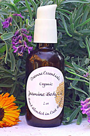 Jasmine Body Oil (2 oz.)