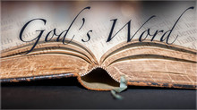 Are You Using God's Word?