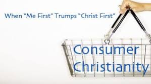 Are You a Consumer Christian?