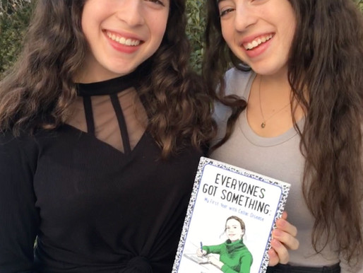 Twins Publish Celiac Book Before Heading off to College