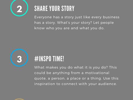 Social Media 101: Content & Posting Prompts