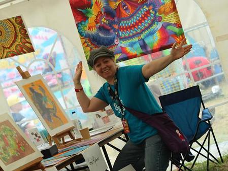 Gabriel Smolaz at round the World Festival  - July 2015