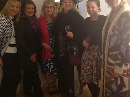APC exhibition at Mardleybury Gallery