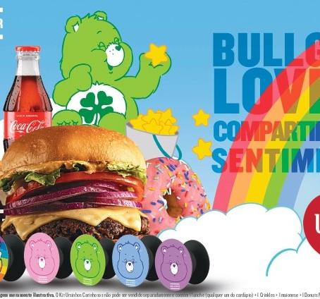 Bullguer lança parceria inédita com Ursinhos Carinhosos no Mês dos Namorados e do Orgulho LGBTQIA+